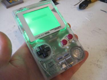 簡単!Gameboy PocketをPro Sound化に改造してみよう。
