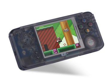 Gameboy Advance 互換機 「REVO K101 Plus」  Firmware Updates 160310版