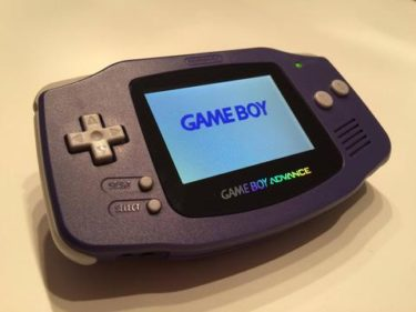 Gameboy Advance バックライト「AGS-101 backlit LCD」が海外通販サイトで格安販売されています。