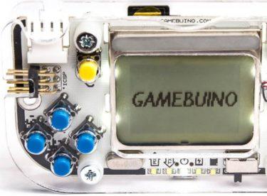 8bitゲームマシン Gamebuino 【Play & make games, quick & easy 】 商品内容・注文方法について