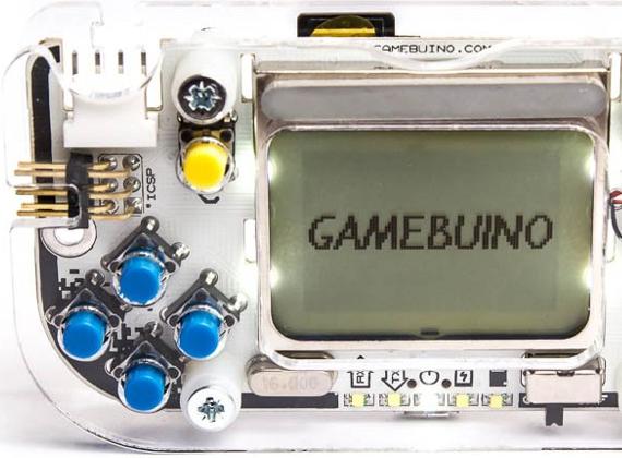 Gamebuino 注文