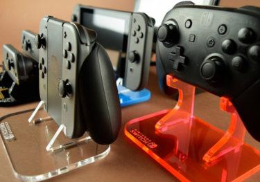 Nintendo Switch ディスプレイスタンドが初登場!ゼルダの伝説モデルも!?