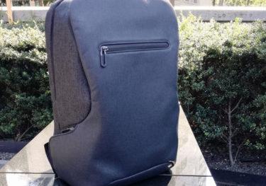 短期間の旅行やビジネス、さまざまなニーズを満たす 軽量・大容量な大人のバックパック「Xiaomi Travel Business Backpack」をレビュー!