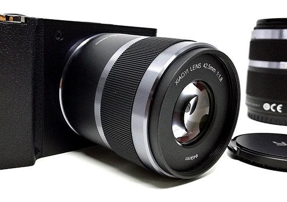 「Xiaomi YI Digital Camera M1」レビュー