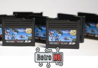 ネオジオポケットシリーズ専用のフラッシュカートリッジに新商品が登場!「NeoGeo Pocket SD」がプレオーダーを開始