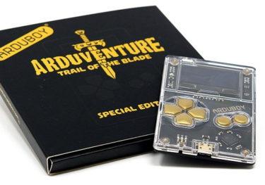 限定スペシャルエディション「Arduventure on Arduboy」レビュー