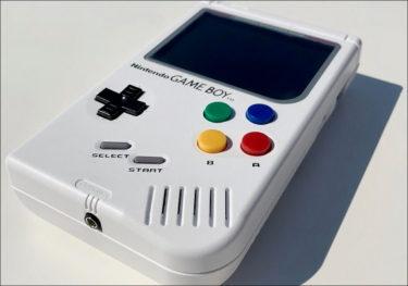 初代ゲームボーイ型コンソール「ゲームボーイゼロ(Gameboy Zero)」を注文