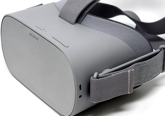 初めてのVR体験を「Oculus Go」で!
