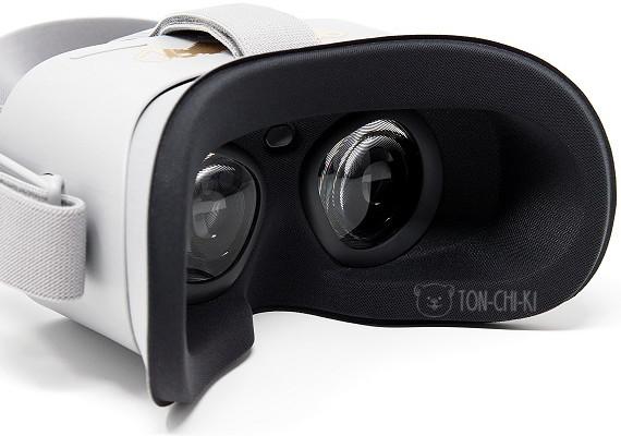 Oculus Goの新しいアクセサリ「接顔パーツ(フィット)」をレビュー
