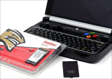 GPD WIN 2専用「SSDメタルカバー」の取付方法・効果を徹底解説!