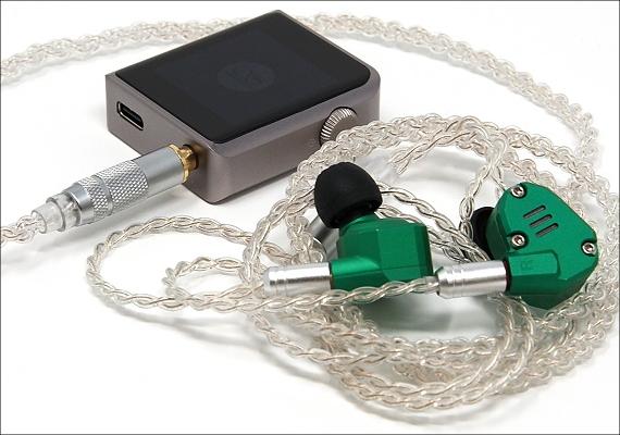 ハイレゾ音源対応デジタルオーディオプレーヤー「Shanling M0」をレビュー
