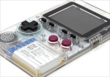 Arduinoベースのゲームコンソール「ODROID-GO」をゲームボーイシリーズに近づける
