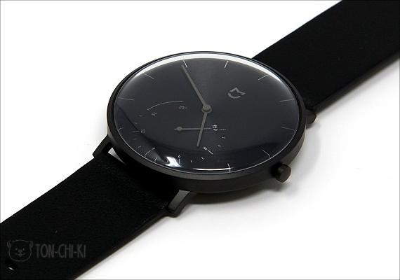 スマートウォッチ「Xiaomi Mijia Quartz Smartwatch」をレビュー