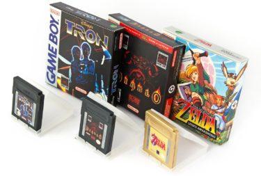未発売のゲームボーイカートリッジが販売