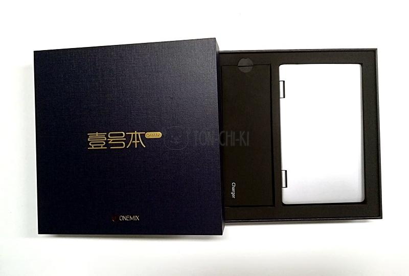 OneMix 2S パッケージ
