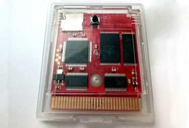 半額!ゲームボーイの新しいフラッシュカートリッジ「ElCheapoSD v2.2」が発売!チップチューンのLSDjに完全対応
