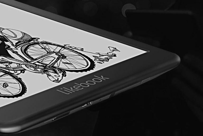 Kindleも!楽天Koboも!汎用性が高い電子書籍リーダー「Likebook Mars T80D」