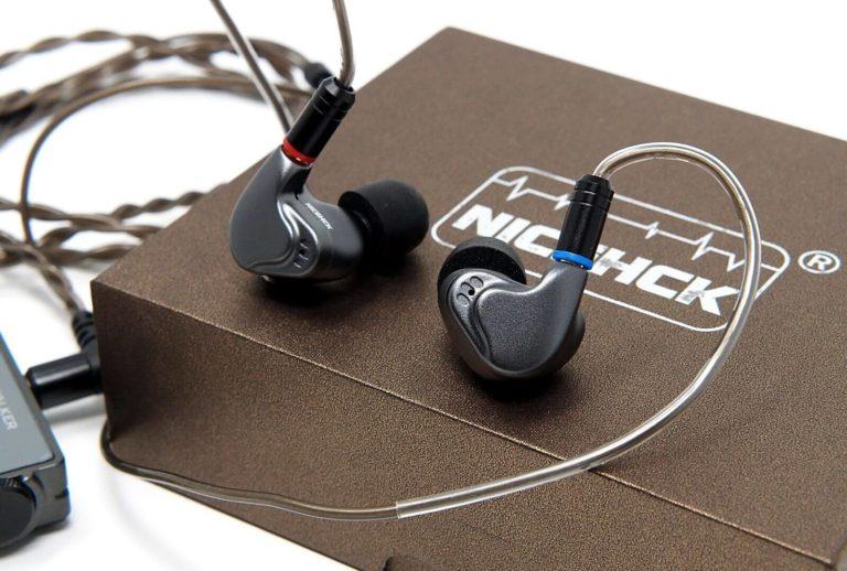 ハイブリッドイヤホン「NICEHCK M6」レビュー