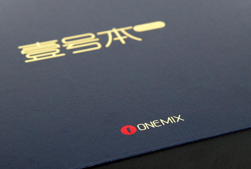 OneMix2 レビュー
