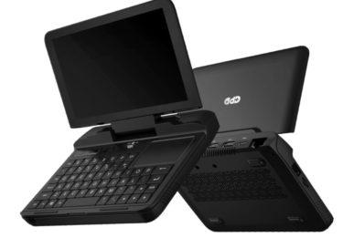 GPD MicroPCが299ドルで登場、ニッチ市場の覇権を目指す