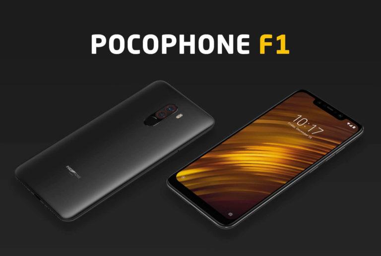 ゲームにも最適なスマホ「Xiaomi Pocophone F1」