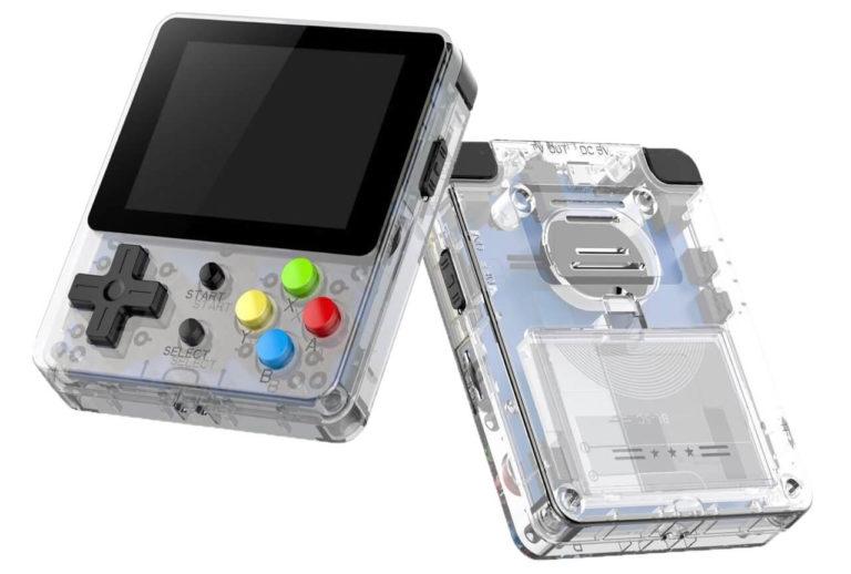 Dingux搭載、超小型・軽量ゲームコンソール「LDK Game」が発売