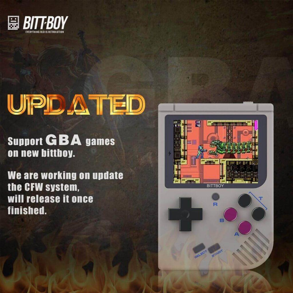 New BittBoy V2