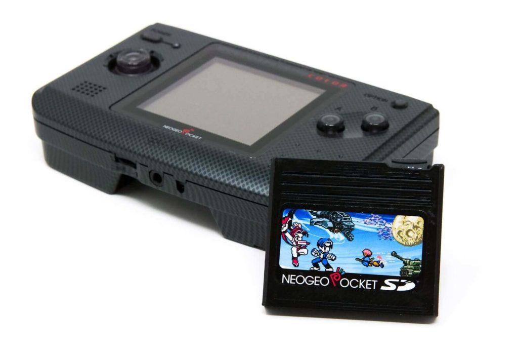 NeoGeo Pocket SD