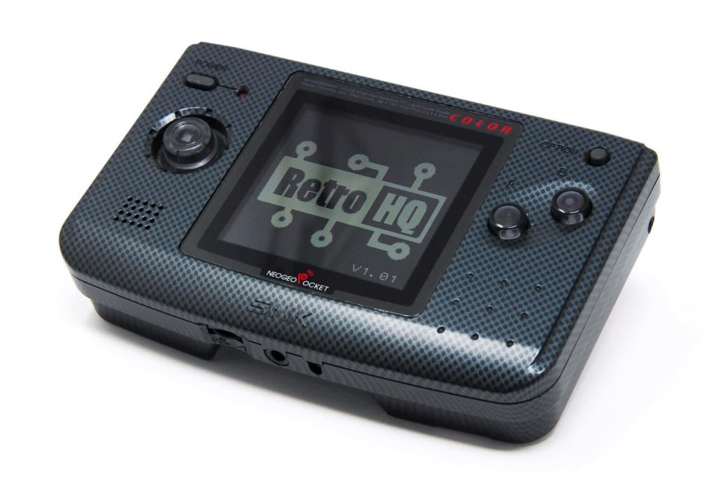 NeoGeo Pocket SDの使いやすさ