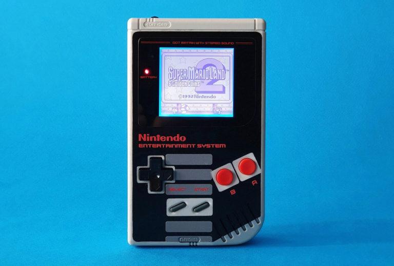 初代ゲームボーイの海外版ファミコンエディションがプレオーダー開始