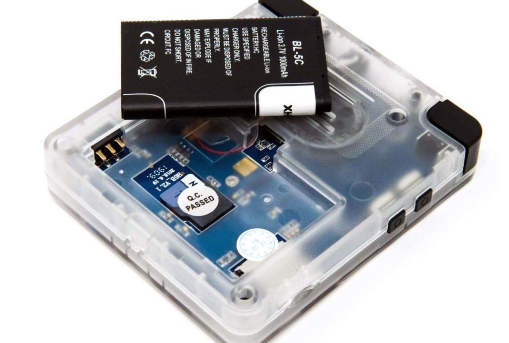 LDK Gameのバッテリー