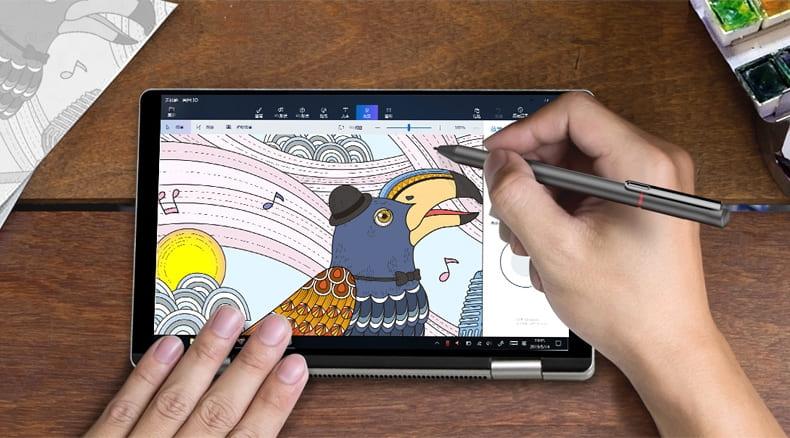 OneMix 3 Surface ペン対応