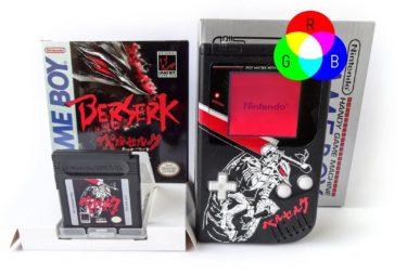 最高峰のカスタマイズ!限定モデル・ベルセルクエディション「Berserk III DMG Collector's Edition」が登場!
