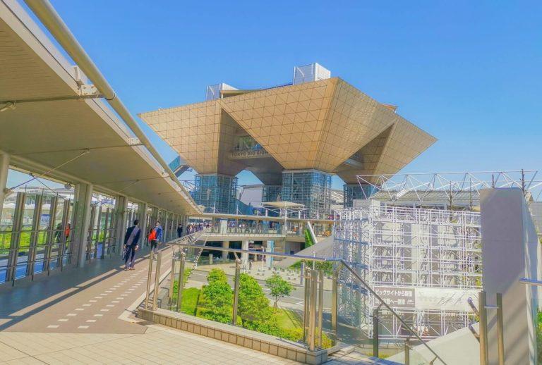 Japan IT Week 春。見て触ってきました!初公開の GPD P2 Max