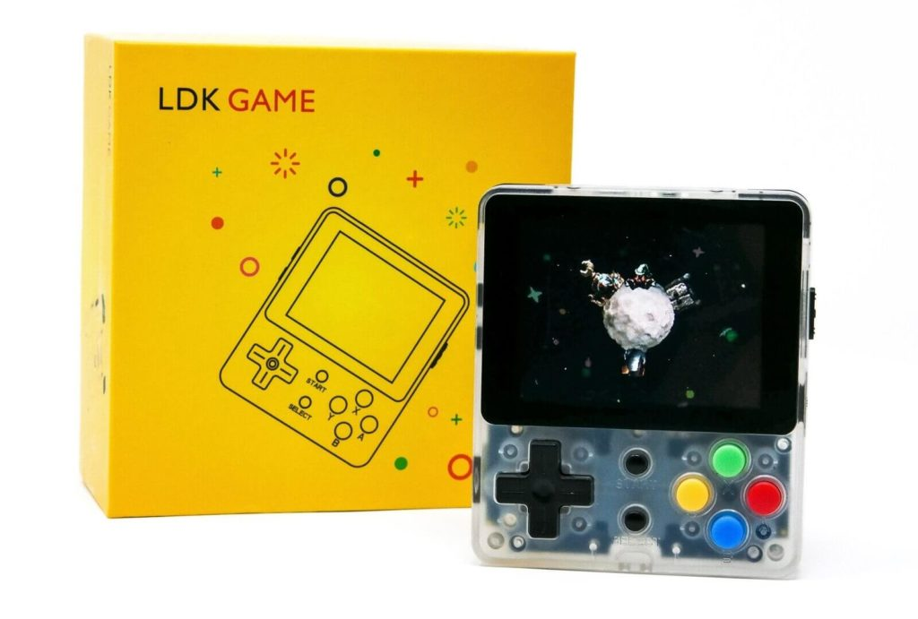 LDK Game カスタムファームウェア導入方法