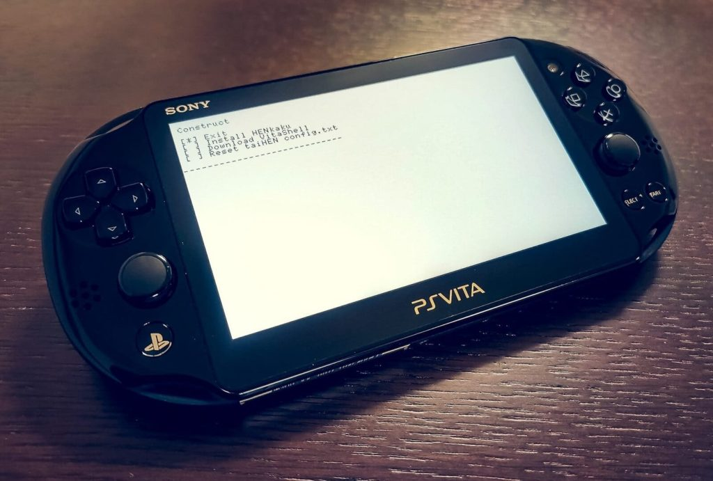 PS Vita Jailbreak