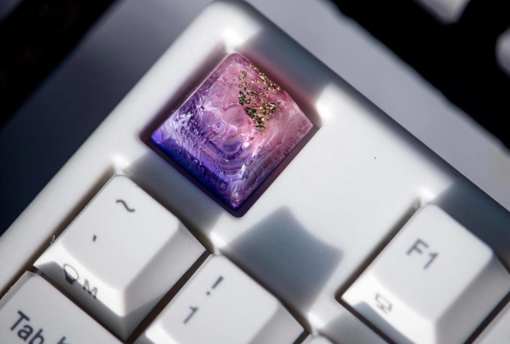 Latrialum Royal Keycap