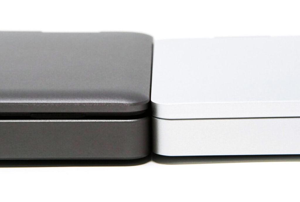 CHUWI MiniBook ファクトリーモデルと OneMix2