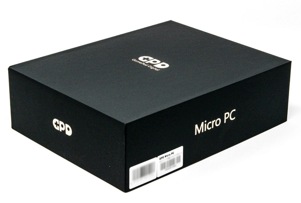 GPD MicroPC パッケージ