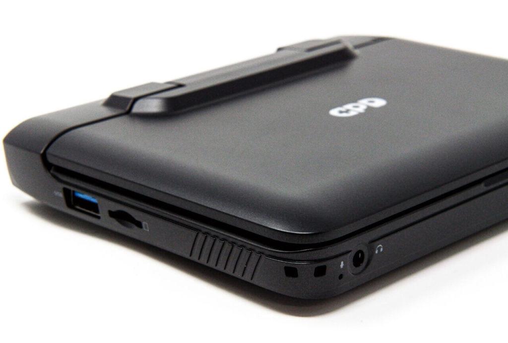 GPD MicroPC インターフェイス