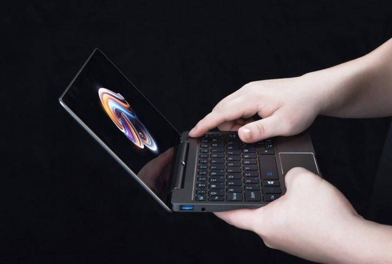 8.9インチ、世界最小のUltrabook「GPD P2 Max」がクラウドファンディングに登場