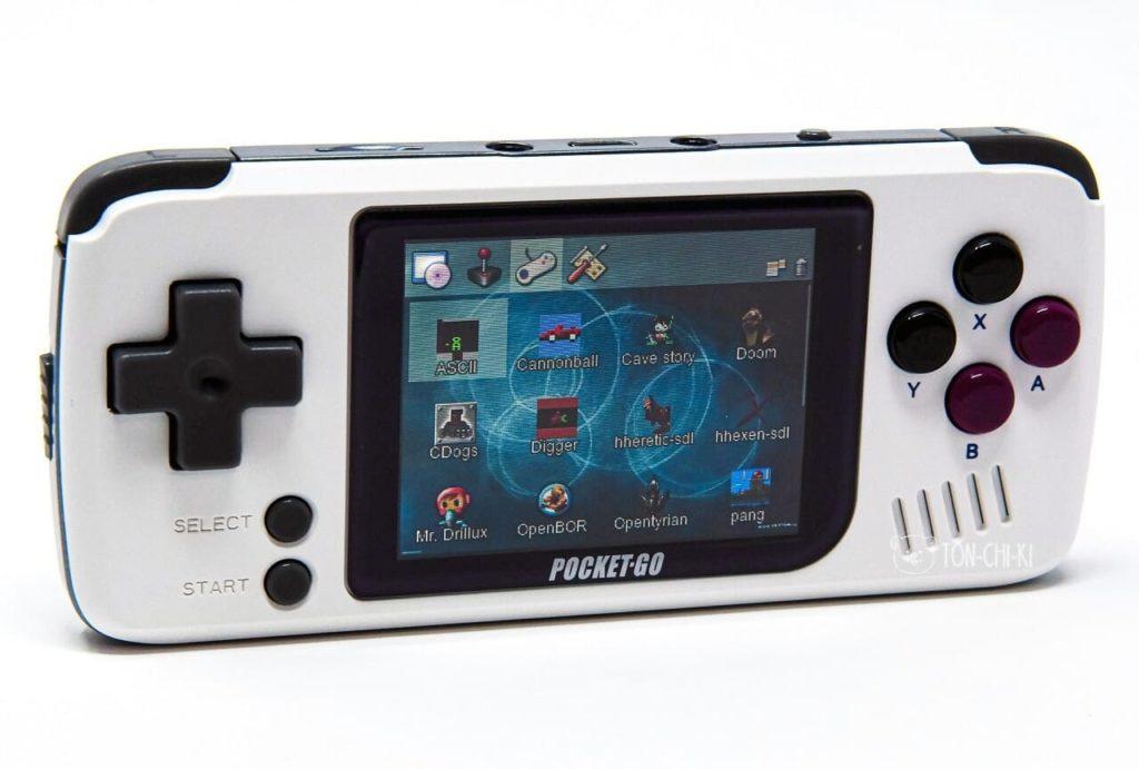 PocketGoの内蔵ゲーム
