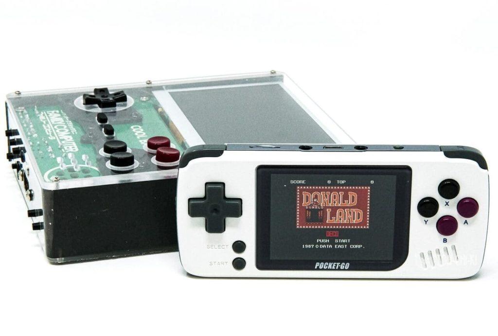PocketGoのエミュレータ 種類