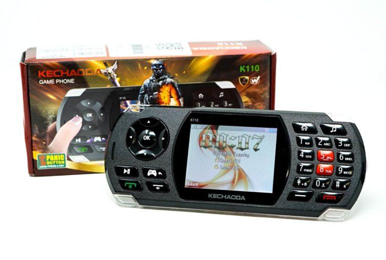 これぞB級中華製品!玄人志向なゲームフォン「KECHAODA K110」レビュー