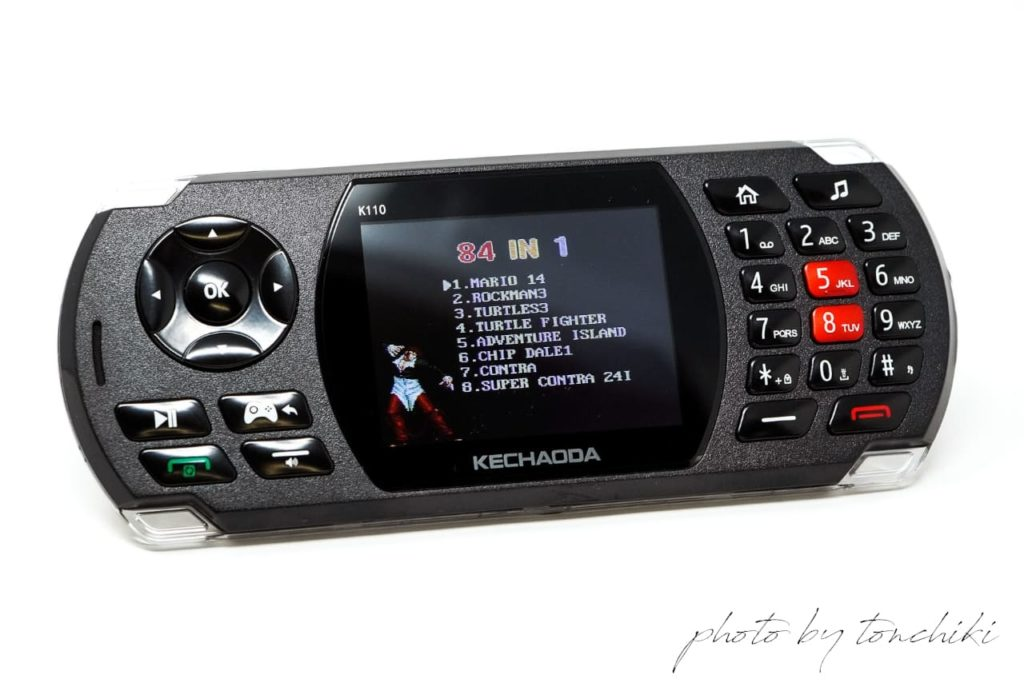 KECHAODA K110 シークレットモード