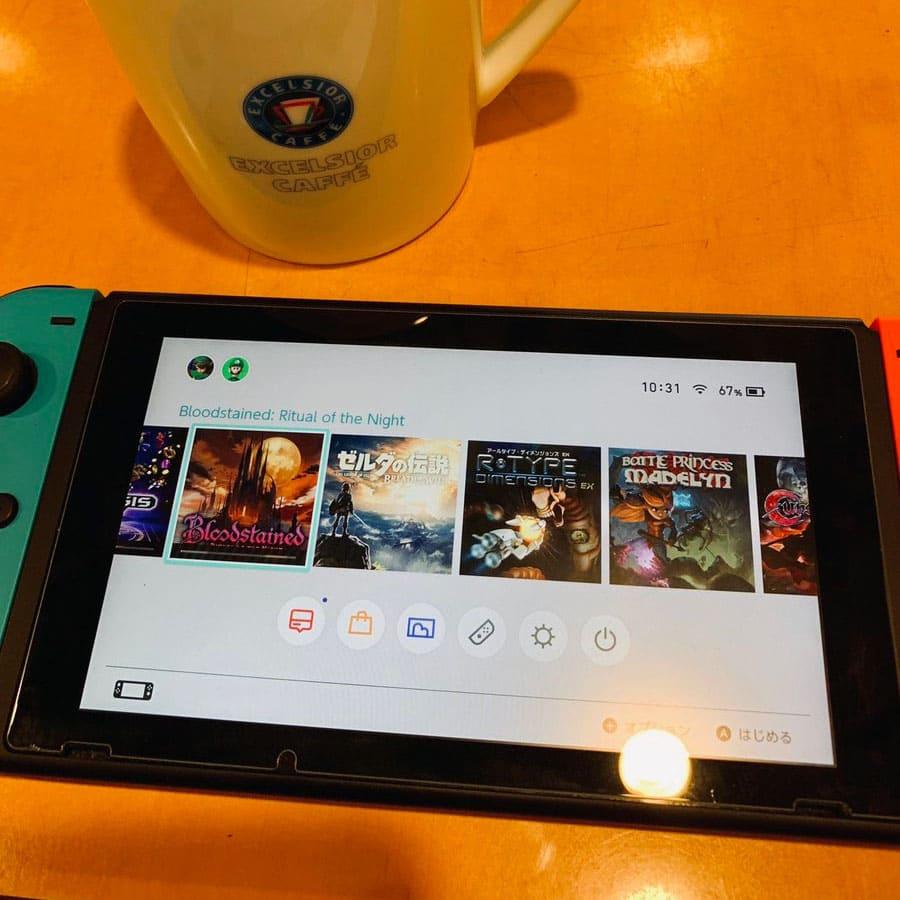 #私とレトロゲーム Nintendo Switch