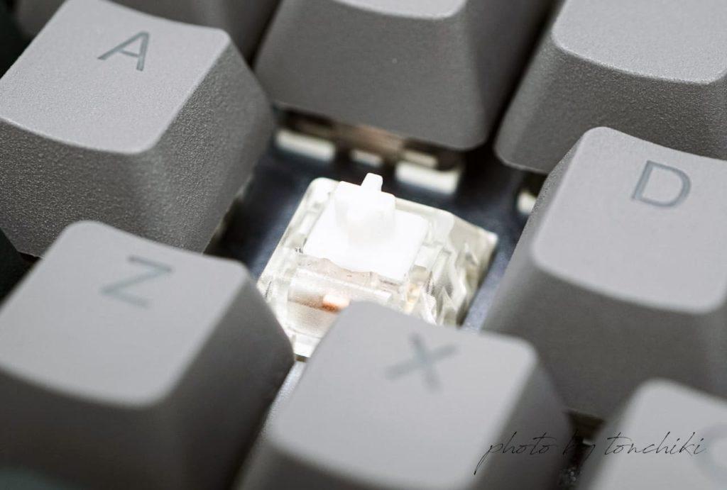 Massdrop CTRLキースイッチ交換は簡単