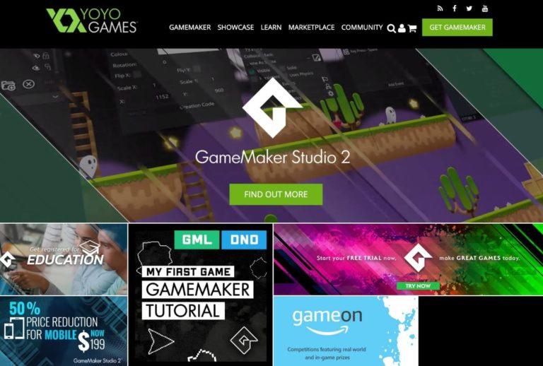 ゲーム開発ツール「GameMaker Studio」をご紹介します。