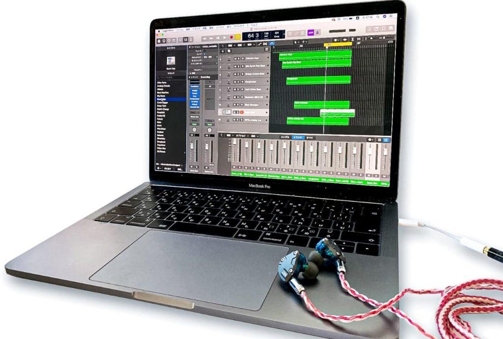 NICEHCK NX7 モニターサウンド