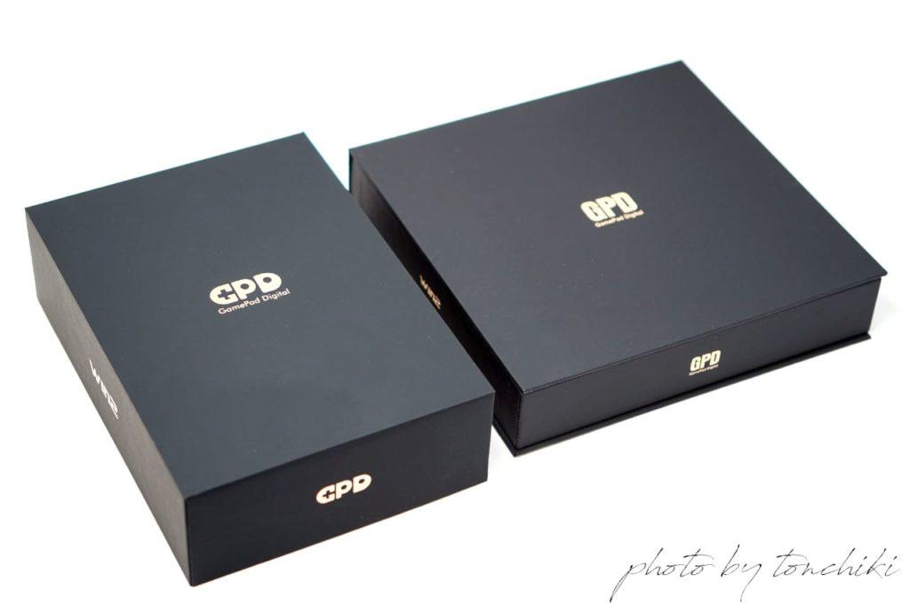GPD WIN2のパッケージが新しくなった